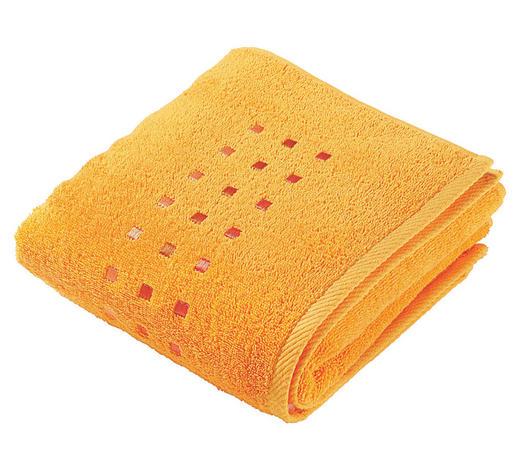 DUSCHTUCH 50/100 cm  - Orange, Konventionell, Textil (50/100cm) - Esposa