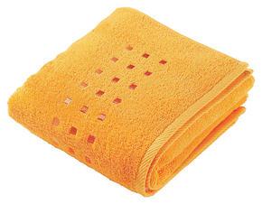 HANDDUK - orange, Klassisk, textil (50/100cm) - Esposa