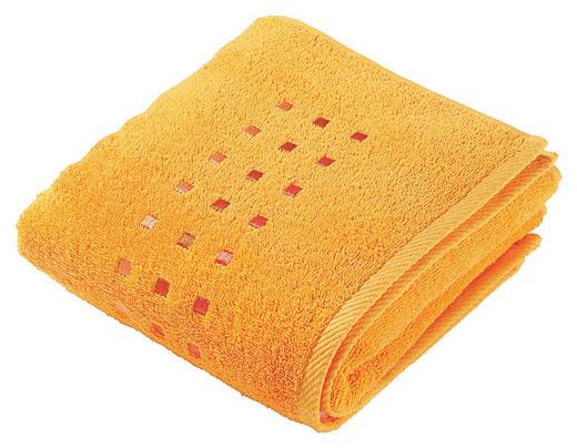 RUČNÍK - oranžová, Konvenční, textilie (50/100cm) - Esposa