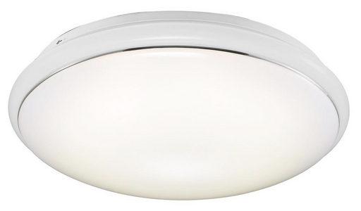LED PLAFONJERA - Bela, Dizajnerski, Plastika (35cm) - Boxxx
