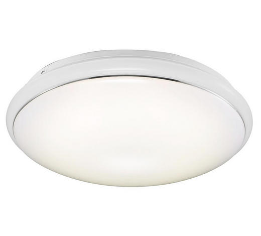 LED-DECKENLEUCHTE - Weiß, Basics, Kunststoff (35cm) - Boxxx
