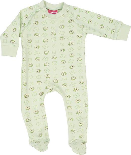 SCHLAFANZUG - Grün, Basics, Textil (86) - My Baby Lou