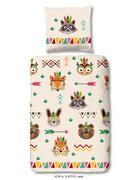 KINDERBETTWÄSCHE Renforcé Multicolor 135/200 cm - Multicolor, Trend, Textil (135/200cm)