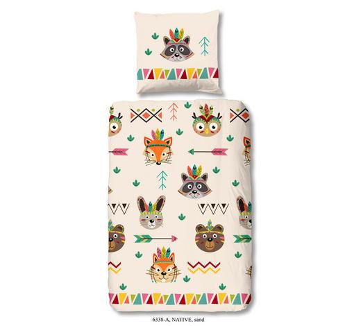 Kinderbettwäsche Renforcé Multicolor 135200 Cm Online Kaufen Xxxlutz