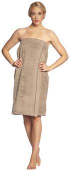KILT DO SAUNY - světle hnědá, Basics, textil (140/60cm) - Vossen