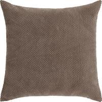ZIERKISSEN 60/60 cm - Schlammfarben, Basics, Textil (60/60cm) - Novel