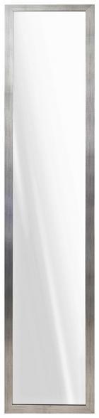 STANDSPIEGEL - Silberfarben, Design, Glas/Holzwerkstoff (36/175cm) - Carryhome