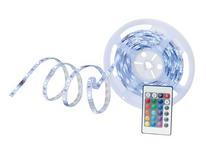 LED-STRIP   - Multicolor/Schwarz, Design, Kunststoff/Metall (500cm) - Boxxx