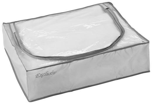 FALTBOX - Grau, Basics, Kunststoff (55/15/45cm)