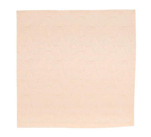 TISCHDECKE 85/85 cm - Hellrosa, KONVENTIONELL, Textil (85/85cm) - Novel