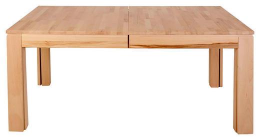 ESSTISCH Kernbuche massiv rechteckig Buchefarben - Buchefarben, Natur, Holz (160(310)/90/76cm) - Celina Home
