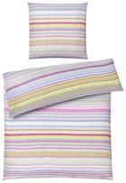 BETTWÄSCHE Satin Multicolor 135/200 cm - Multicolor, Design, Textil (135/200cm) - Esposa