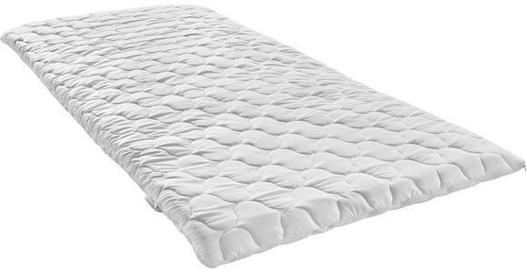 TOPPER 180/200 cm  - Weiß, Basics, Textil (180/200cm) - Sleeptex