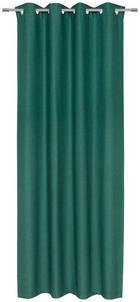 ZÁVĚS HOTOVÝ - zelená, Konvenční, textil (135/245cm) - Esposa