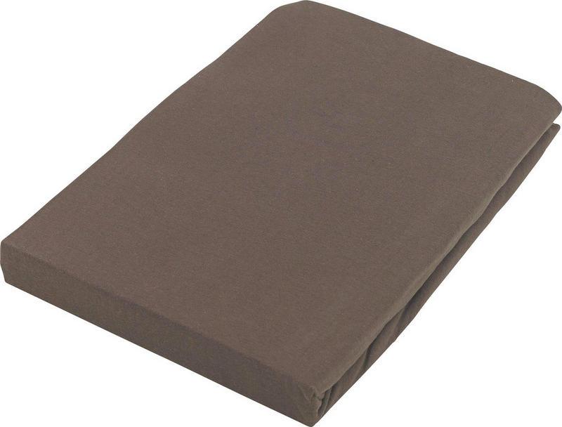DRA-PÅ-LAKAN - brun, Basics, textil (180/200cm) - Boxxx