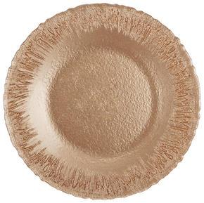 UNDERTALLRIK - creme/ljusbrun, Design, glas (32,5/2cm) - Ambia Home