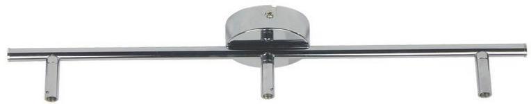 LED-STRAHLER - Chromfarben, Design, Metall (48cm) - BOXXX
