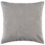 Zierkissen Halina - Silberfarben, MODERN, Textil (45/45cm) - Luca Bessoni