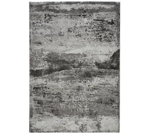 WEBTEPPICH - Silberfarben, Design, Kunststoff (133/190cm) - Novel