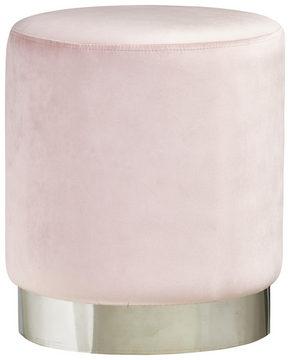 PALL - rosa/rostfritt stål-färgad, Trend, metall/träbaserade material (35/40cm) - Xora