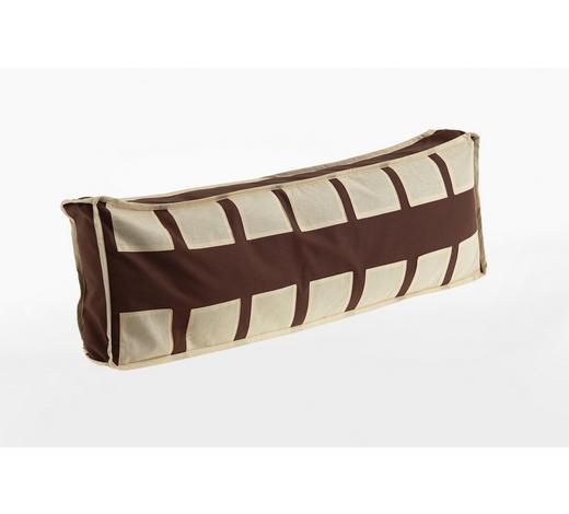 KINDERKISSEN  - Beige/Braun, Design, Textil (88/11/30cm)
