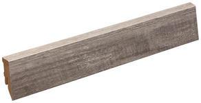 SOCKELLEISTE Eichefarben  - Eichefarben, Basics, Holzwerkstoff (200/5/1,8cm) - Venda