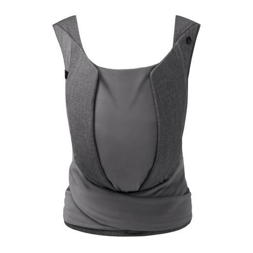 BABYTRAGE Yema Tie - Grau, Design, Textil (21/33/10cm) - Cybex