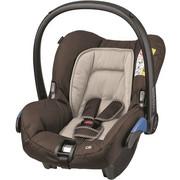 Babyschale Citi - Schwarz/Braun, Basics, Kunststoff/Textil (43,5/56/65cm) - Maxi-Cosi