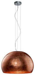 HÄNGELEUCHTE - Kupferfarben, LIFESTYLE, Metall (51/155cm)