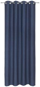 ZÁVĚS HOTOVÝ - modrá, Konvenční, textil (135/245cm) - Esposa