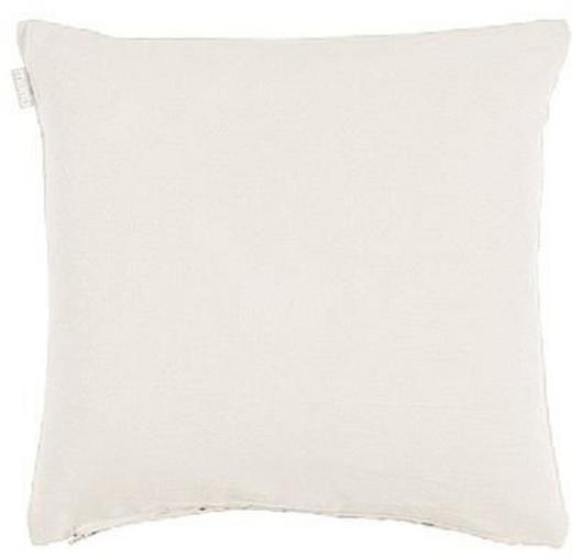 KISSENHÜLLE Weiß 40/40 cm - Weiß, Basics, Textil (40/40cm) - Linum