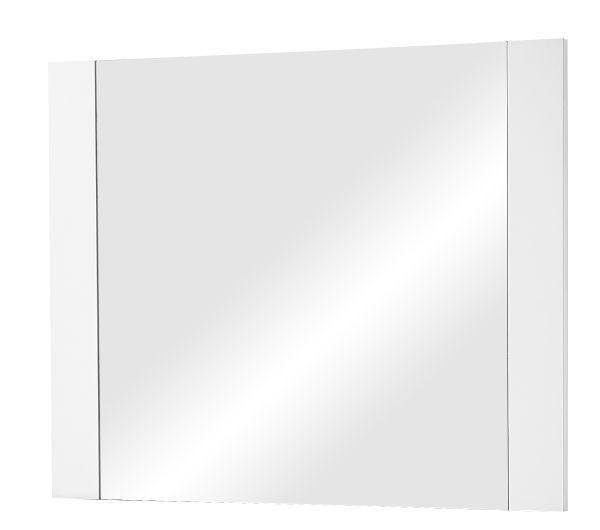 SPIEGEL - Weiß, Design, Glas/Holzwerkstoff (100/80/2cm) - XORA