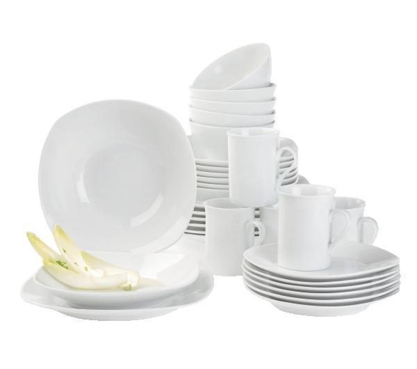 KAFFEEBECHER - Weiß, Basics, Keramik (7,8/9,5cm) - BOXXX