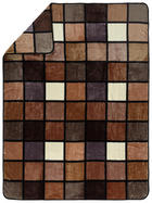 WOHNDECKE 150/200 cm - Taupe, KONVENTIONELL, Textil (150/200cm) - Novel