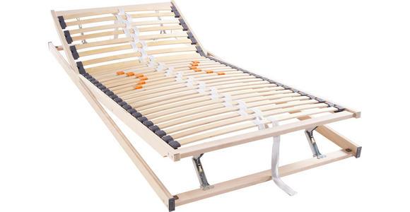 LATTENROST 80/200 cm Birke , - Birkefarben, Basics, Holz (80/200cm) - Hom`in