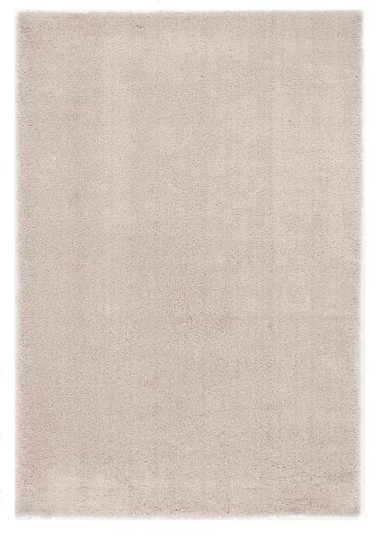 HOCHFLORTEPPICH  80/150 cm  gewebt  Beige - Beige, Basics, Textil (80/150cm) - Novel