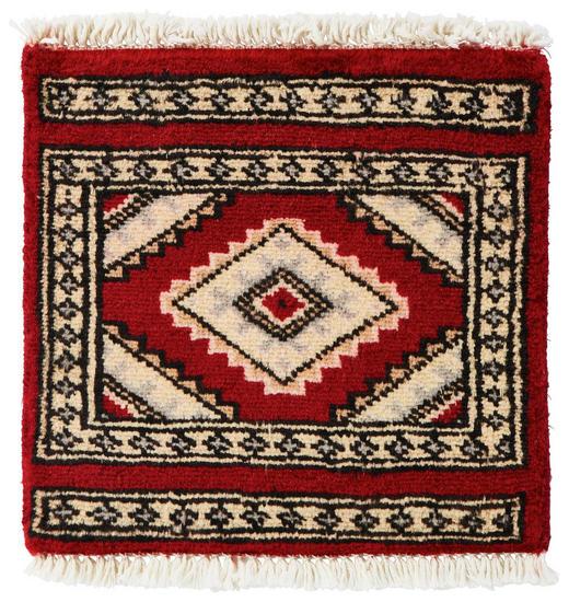 ORIENTTEPPICH  30/30 cm  Rot - Rot, Basics, Textil/Weitere Naturmaterialien (30/30cm) - Esposa