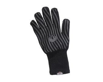 RUKAVICA ZA ROŠTILJ - siva/crna, Konvencionalno, tekstil/plastika (24cm) - NAPOLEON