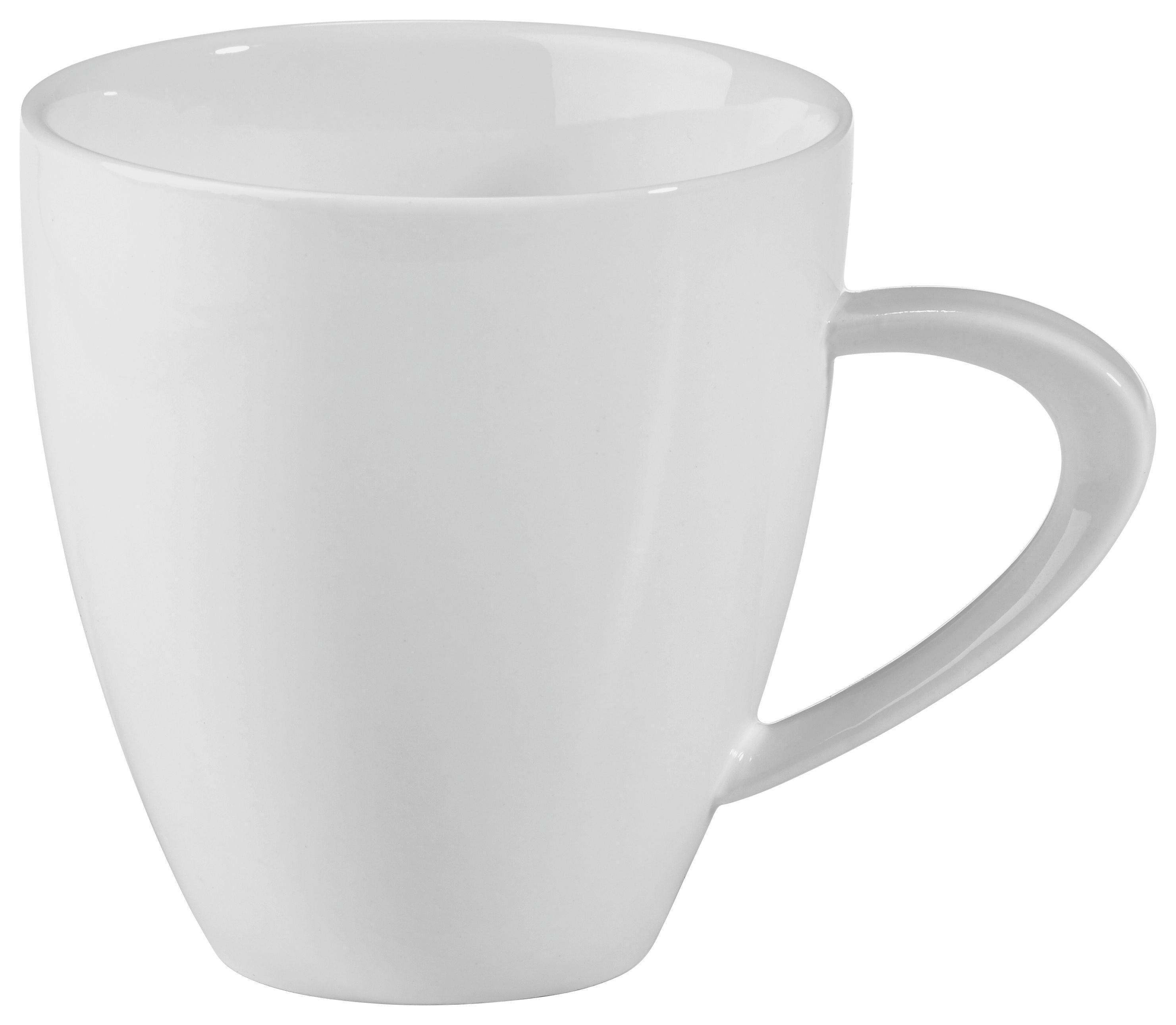 KAFFEEBECHER - Weiß, Basics (0,380l) - RITZENHOFF BREKER