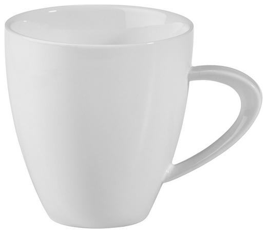LONČEK ZA KAVO - bela, Konvencionalno, keramika (0,380l) - RITZENHOFF BREKER