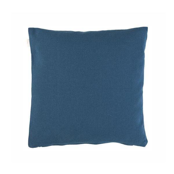 KISSENHÜLLE Blau 50/50 cm - Blau, Basics, Textil (50/50cm) - LINUM