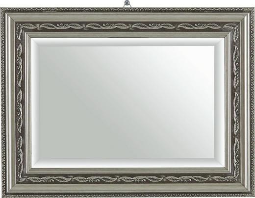 WANDSPIEGEL - Silberfarben, LIFESTYLE, Glas/Kunststoff (30/40/2,2cm) - Landscape