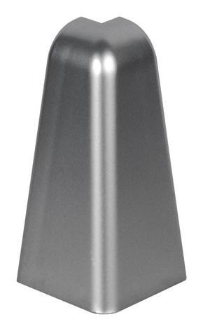YTTERHÖRN - silver, Basics, plast (-/2.02/5.92cm)