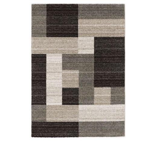 WEBTEPPICH  160/230 cm  Braun, Beige   - Beige/Braun, Basics, Textil (160/230cm) - Novel
