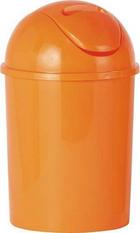 KOŠ KOZMETIČKI - narančasta, Konvencionalno, plastika (33,4/55,4cm) - Celina