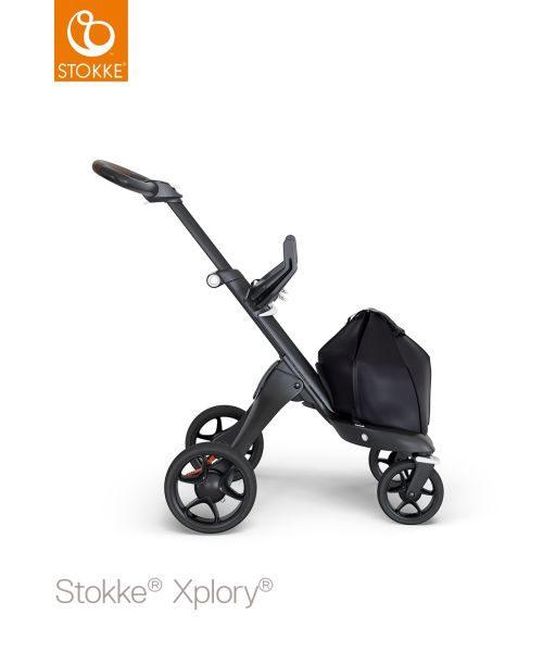 Xplory V6 svart/brunt - brun/svart, Design, metall/plast - Stokke
