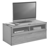 TV-ELEMENT 120/50/50,6 cm - Eichefarben, KONVENTIONELL, Holz (120/50/50,6cm) - Cantus
