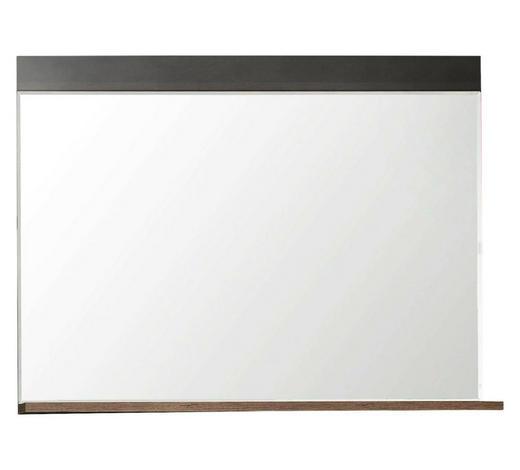 SPIEGEL 90/69/16 cm - Pinienfarben, Trend, Glas/Holzwerkstoff (90/69/16cm) - Xora