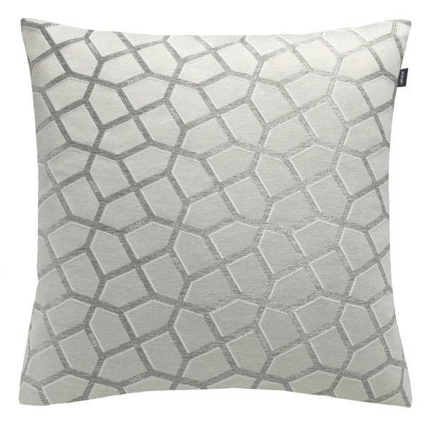 KISSENHÜLLE Beige, Naturfarben 50/50 cm - Beige/Naturfarben, Textil (50/50cm) - JOOP!