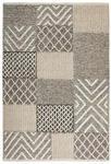 HANDWEBTEPPICH  160/230 cm  Grau - Grau, KONVENTIONELL, Textil (160/230cm) - Esposa